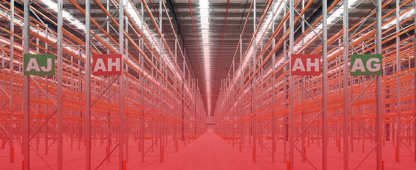 Dexion Asia & Middle East: Pallet Racking | Shelving | Storage Systems