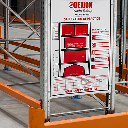 Dexion Pro90 Smart Guard
