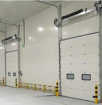Dexion Industrial Sectional Door