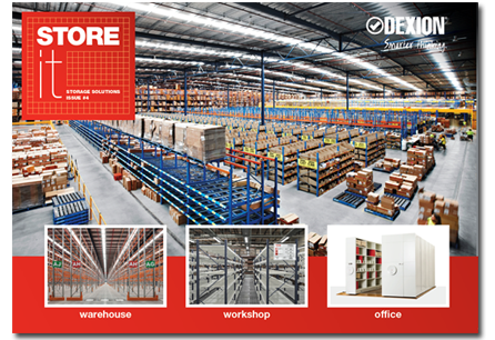 Store It 4 Product Catalogue